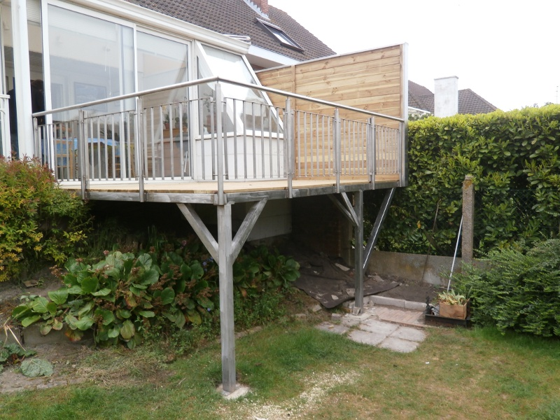 Vivard services steene adresse t l phone for Terrasse suspendue bois
